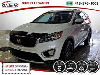 Used 2016 Kia Sorento EX* V6* AWD* 7 PLACES* CAMERA* SIEGES CH for sale in Québec, QC