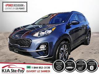 Used 2020 Kia Sportage EX* AWD* TOIT PANO* SIEGES CHAUFFANTS* V for sale in Québec, QC