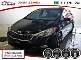 Used 2016 Kia Forte LX+* SIEGES CHAUFFANTS* BLUETOOTH* AIR C for sale in Québec, QC