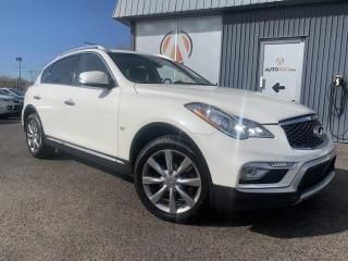 Used 2016 Infiniti QX50 ****AWD,CUIR,TOIT,MAGS,AUBAINE*** for sale in Longueuil, QC