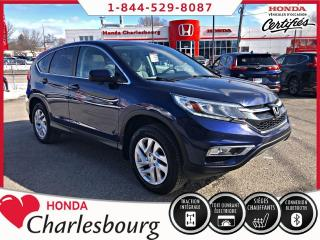 Used 2016 Honda CR-V EX AWD **UN PROPRIÉTAIRE**0 ACCIDENT** for sale in Charlesbourg, QC