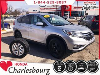 Used 2016 Honda CR-V SE AWD**1 PROPRIÉTAIRE**0 ACCIDENT** for sale in Charlesbourg, QC