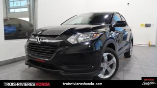 Used 2017 Honda HR-V LX + AWD + MAGS + BLUETOOTH + CAMERA ! for sale in Trois-Rivières, QC