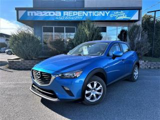 Used 2017 Mazda CX-3 GX for sale in Repentigny, QC