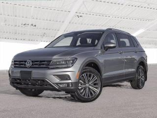 New 2021 Volkswagen Tiguan Highline for sale in Hebbville, NS