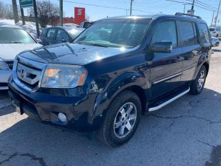 Used 2009 Honda Pilot Touring for sale in Peterborough, ON