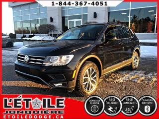 Used 2019 Volkswagen Tiguan COMFORTLINE AWD for sale in Jonquière, QC
