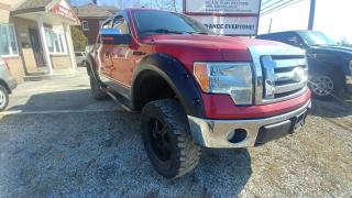 Used 2009 Ford F-150 4WD SuperCrew 145  XLT for sale in Windsor, ON
