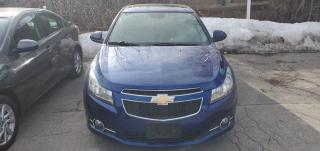 Used 2013 Chevrolet Cruze LT Turbo RS for sale in North York, ON