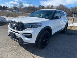 New 2021 Ford Explorer ST for sale in New Hamburg, ON