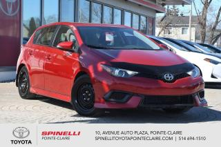 Used 2016 Scion iM for sale in Pointe-Claire, QC