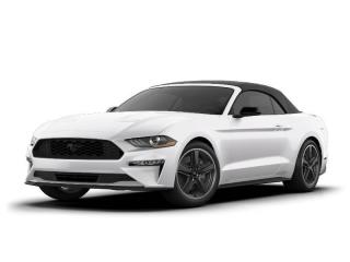 New 2021 Ford Mustang EcoBoost? Premium Convertible for sale in Thornhill, ON