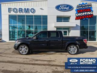 Used 2013 Ford F-150 Limited  for sale in Swan River, MB