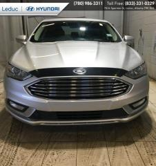 Used 2017 Ford Fusion SE for sale in Leduc, AB