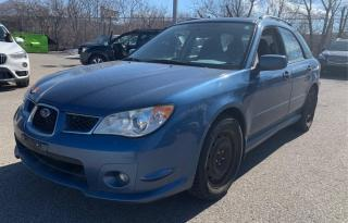 Used 2007 Subaru Impreza ***Low Kilometers*** for sale in Oakville, ON