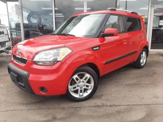 Used 2010 Kia Soul CERTIFIED~ 3 YEAR WARRANTY~ NO ACCIDENTS for sale in Oakville, ON