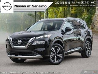 New 2021 Nissan Rogue Platinum for sale in Nanaimo, BC