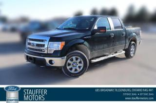 Used 2014 Ford F-150 Lariat for sale in Tillsonburg, ON