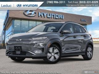 New 2021 Hyundai KONA Electric Ultimate for sale in Leduc, AB