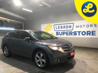 Used 2016 Toyota Venza AWD * Back-Up Camera * Phone connect * Voice Recognition * SPORT/ECO drive mode * Heated front * Automatic/Manual Shifting * Telescopic/tilt steering for sale in Cambridge, ON