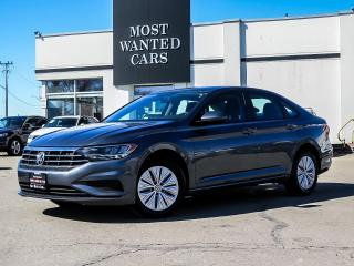 Used 2019 Volkswagen Jetta NEW ARRIVAL - COMFORTLINE|HEATED SEATS|BACK UP CAMERA|ALLOYS for sale in Kitchener, ON
