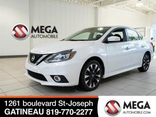 Used 2017 Nissan Sentra SR Turbo for sale in Gatineau, QC