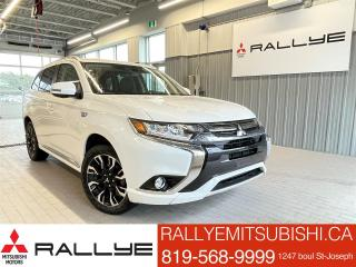 Used 2018 Mitsubishi Outlander Phev SEL for sale in Gatineau, QC