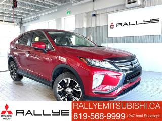 Used 2018 Mitsubishi Eclipse Cross LE AWD for sale in Gatineau, QC