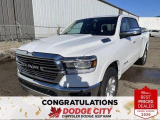 New 2021 RAM 1500 Laramie | 4X4 | Crew Cab | 5'7 Box for sale in Saskatoon, SK