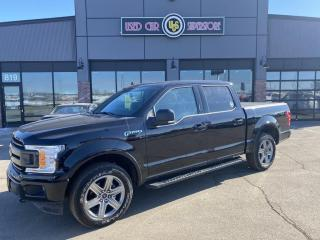 Used 2019 Ford F-150 XLT 4WD SUPERCREW 5.5' BOX for sale in Thunder Bay, ON