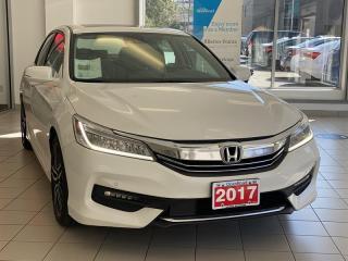 Used 2017 Honda Accord Sedan L4 Touring CVT for sale in Burnaby, BC