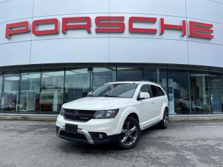 Used 2014 Dodge Journey Crossroad for sale in Langley City, BC
