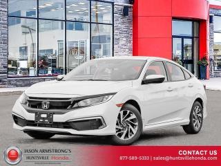 New 2021 Honda Civic EX for sale in Huntsville, ON