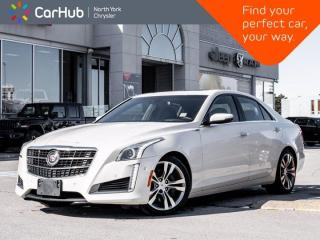 Used 2014 Cadillac CTS Sedan Vsport RWD for sale in Thornhill, ON