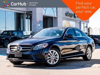 Used 2020 Mercedes-Benz C-Class C 300 4MATIC Panoramic Roof Heated Seats Navigation for sale in Thornhill, ON