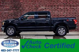Used 2017 Ford F-150 4x4 Super Crew XLT XTR BCam for sale in Red Deer, AB