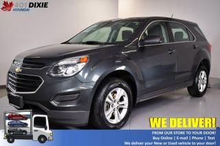 Used 2017 Chevrolet Equinox LS for sale in Mississauga, ON