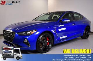Used 2020 Genesis G70 3.3T Sport for sale in Mississauga, ON