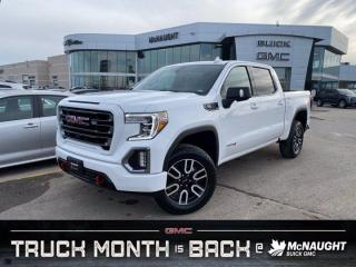 New 2021 GMC Sierra 1500 AT4 5.3L for sale in Winnipeg, MB
