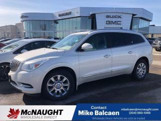Used 2013 Buick Enclave Leather AWD | Safetied for sale in Winnipeg, MB