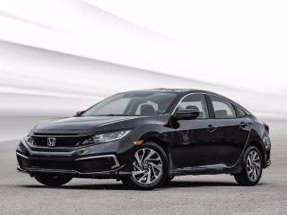 New 2021 Honda Civic Sedan EX for sale in Bridgewater, NS