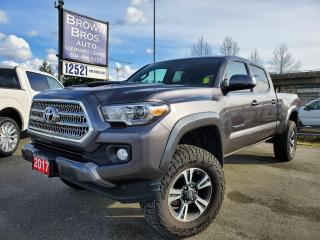 Used 2017 Toyota Tacoma TRD Off Road, Local for sale in Surrey, BC