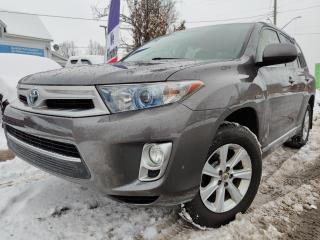Used 2013 Toyota Highlander Hybrid AWD for sale in Ottawa, ON