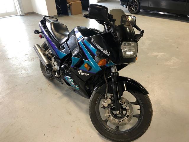 1993 Kawasaki Ninja 250R DUAL EXHAUST*GREAT STARTER BIKE*AS IS SPECIAL