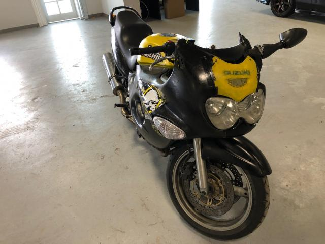 1999 Suzuki Katana 600**HINDLE EXHAUST**PART/PROJECT BIKE**AS IS