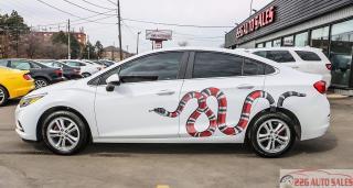 Used 2018 Chevrolet Cruze LT|REMOTE SATRTER|BACKUP CAM| for sale in Brampton, ON