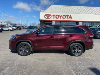 Used 2018 Toyota Highlander Hybrid Limited for sale in Cambridge, ON