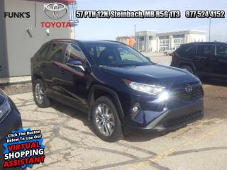 New 2021 Toyota RAV4 XLE AWD  - XLE Premium - Leather Seats for sale in Steinbach, MB