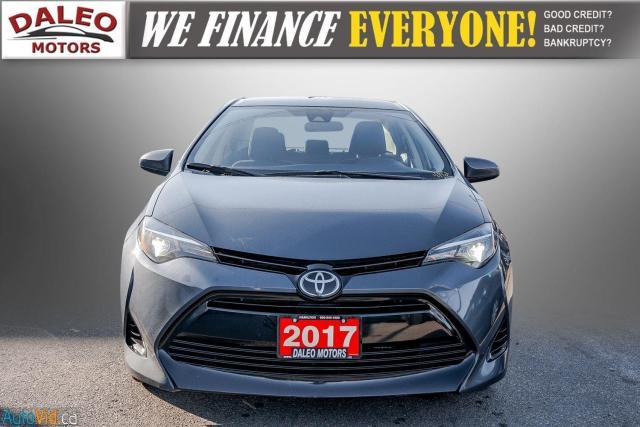 2017 Toyota Corolla LE / HEATED SEATS / LOW KMS / POWER LOCKS & WINDOW Photo3