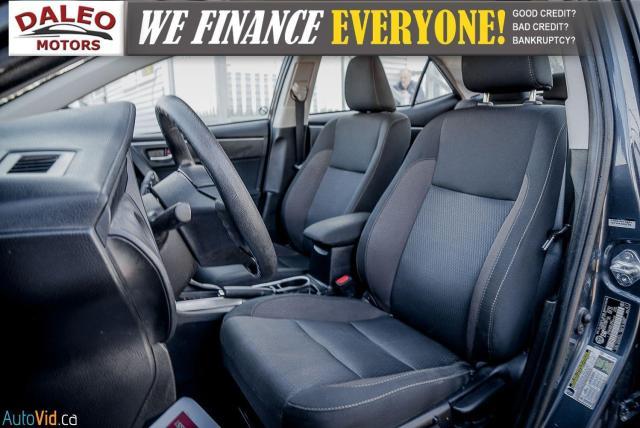 2017 Toyota Corolla LE / HEATED SEATS / LOW KMS / POWER LOCKS & WINDOW Photo10